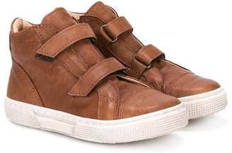 Pépé double strap boots
