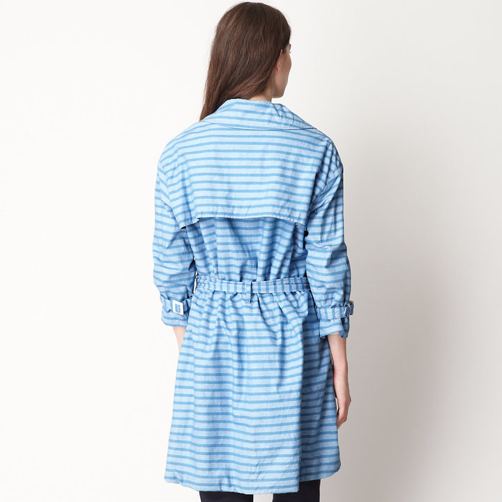 Steven Alan edouard trench coat