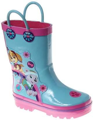 """Nickelodeon Paw Patrol Girls' """"Playtime"""" Rain Boots"""