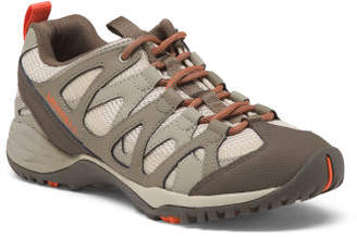 All Day Comfort Leather Hiking Shoes