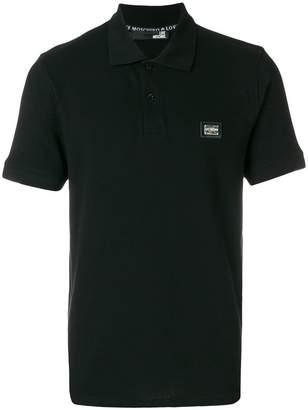 Love Moschino logo polo shirt