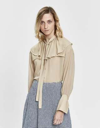 3.1 Phillip Lim Long Sleeve Silk Shirt