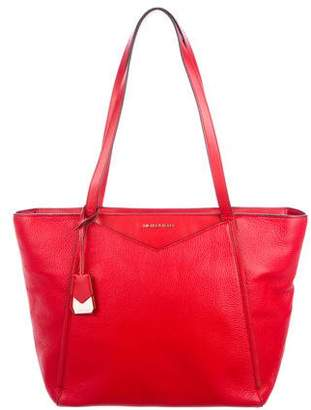Michael Kors Pebbled Leather Tote