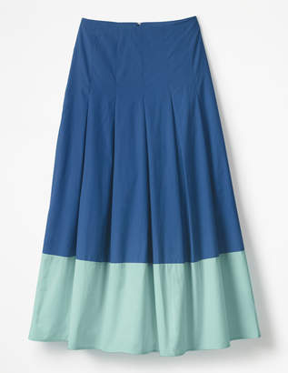 Boden Lynne Colour Block Skirt