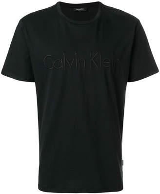 Calvin Klein Jeans crew neck logo T-shirt