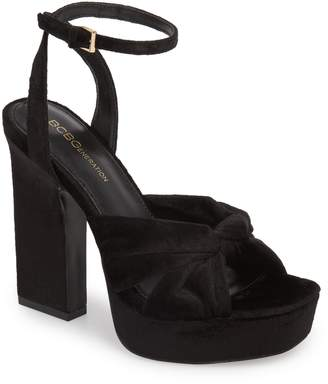 BCBGMAXAZRIA Chiara Platform Sandal