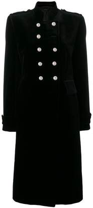 Tom Ford long military coat