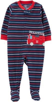 524512e3bbc6 Fire Truck Pajamas - ShopStyle