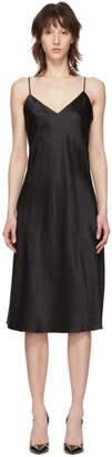 Simone Perele Black Silk Dream Dress
