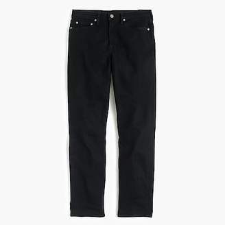 770 Straight-fit stretch jean in deep black