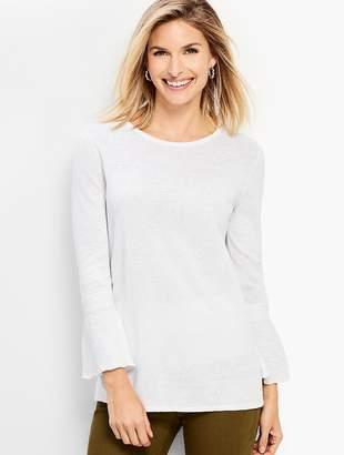Talbots Bracelet Bell-Sleeve Sweater