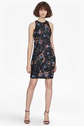French Connection Valerie Sleeveless Sequin Dress
