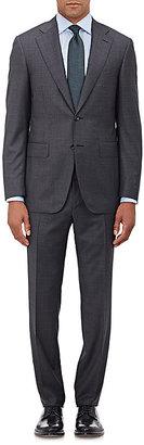 Canali Men's Capri Wool Two-Button Suit $1,895 thestylecure.com