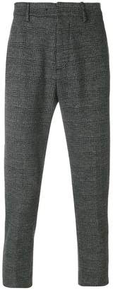 Dondup woven tailored trousers