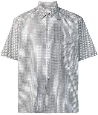 Maison Margiela all-over print shirt