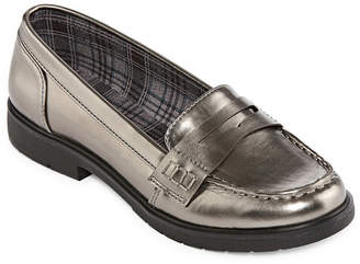 Arizona Womens Russell Loafers Slip-on Closed Toe