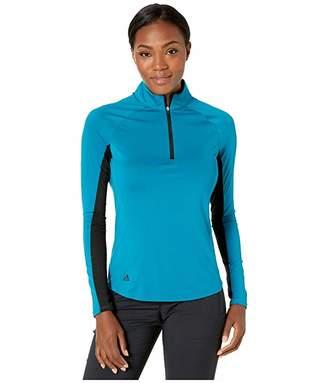 adidas Ultimate Climacool Long Sleeve Polo