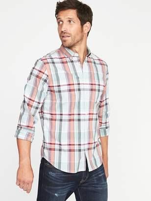 Old Navy Regular-Fit Built-In-Flex Everyday Shirt for Men