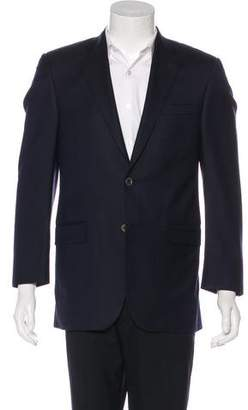 Burberry Super 150's Wool & Cashmere Blazer