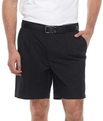 Croft & Barrow Big & Tall Regular-Fit Easy-Care Stretch Pleated Shorts