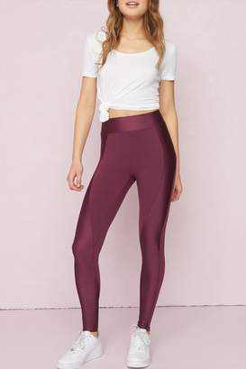 Garage Ultra High Rise Shiny Twist Legging - FINAL SALE
