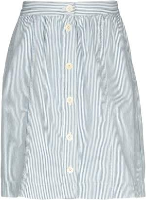 MiH Jeans Knee length skirts