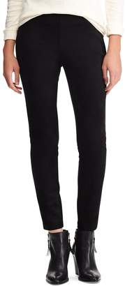 Chaps Women's Faux-Suede Leggings