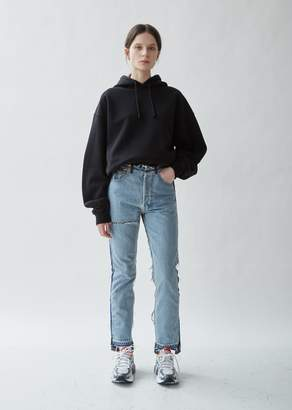 Vetements Reworked Denim Pants