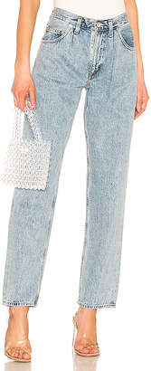 A Gold E AGOLDE Baggy Oversized Jean With Pleats