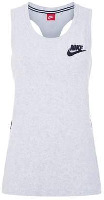 Nike Terrycloth Racerback Tank Top