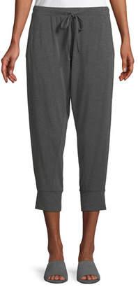 Eileen Fisher Lightweight Jersey Harem Cropped Pants, Petite