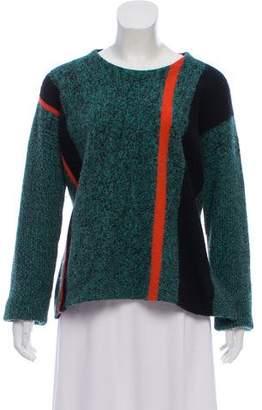 Alexander Wang Striped Wool Sweater
