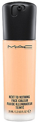 MAC Next to Nothing Face Color Image
