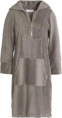 Heidi Klein Cotton-blend Hooded Coverup