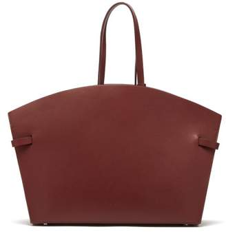 Aesther Ekme - Dawn Leather Tote Bag - Womens - Brown