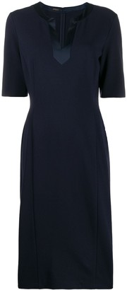 Les Copains shift dress