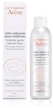 Avene NEW Extremely Gentle Cleanser Lotion (For Hypersensitive & Irritable 200ml