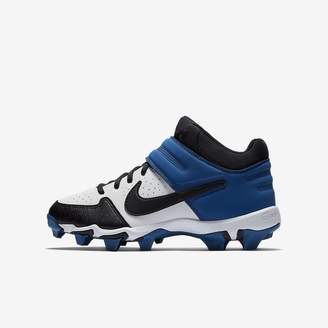 Nike Alpha Huarache Varsity Keystone Mid Big Kids' Baseball Cleat