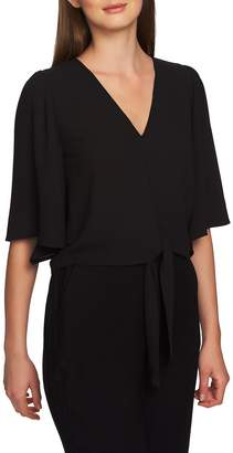 1 STATE 1.STATE Tie Front Blouse