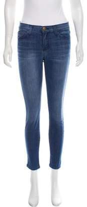 Current/Elliott High Rise Skinny Jeans