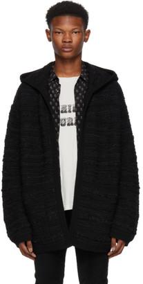 Saint Laurent Black Baja Hoodie