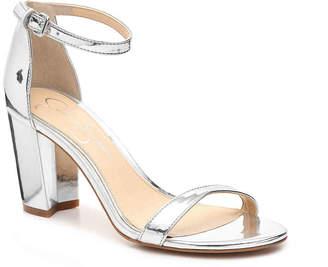 Women's Monrae Sandal -Silver Metallic $89 thestylecure.com