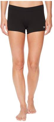 Speedo Solid Shorts Women's Swimwear