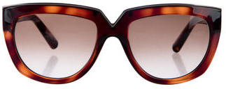 ValentinoValentino Marbled Gradient Sunglasses