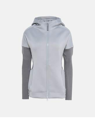 adidas by Stella McCartney Gray Hoodie Sweater