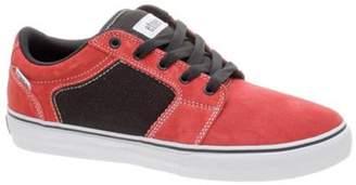 Etnies Barge Red/black Shoe Adult 08