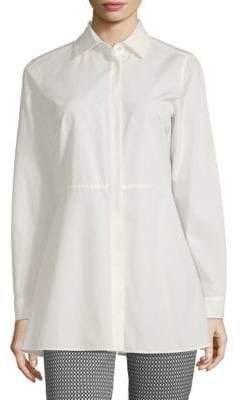 Max Mara Button-Front Tunic