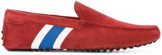 Tod's x Ferrari Gommino driving shoes
