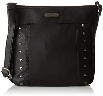 Little Marcel Do05, Women's Cross-Body Bag, Noir (), 6x22x24 cm (W x H L)