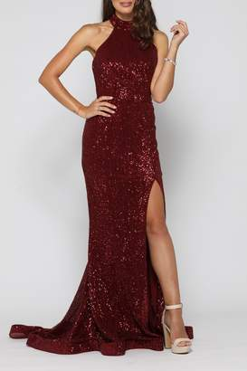 Yss The Label Valerie Gown Wine